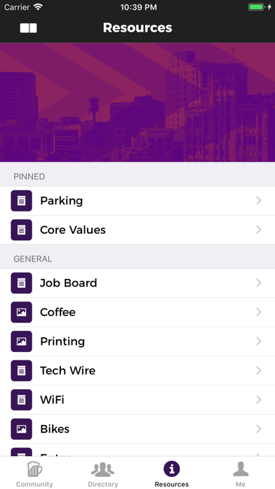 Screenshot for Forward Cities in United States App Store