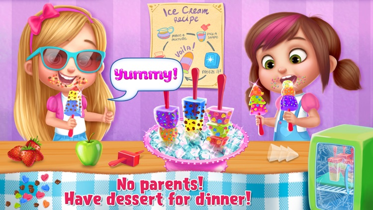 Little Chefs - Rule the Kitchen! screenshot-3