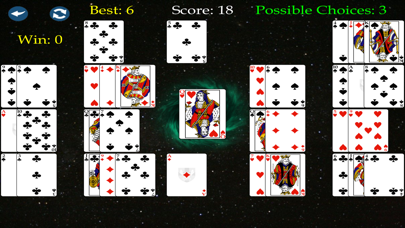 Black Hole Solitaire Premium screenshot three