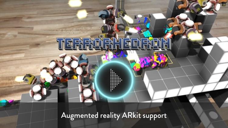Terrorhedron screenshot-0