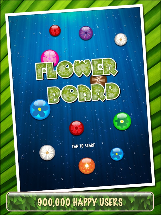 Flower Board HD - A relaxing puzzle game screenshot-4