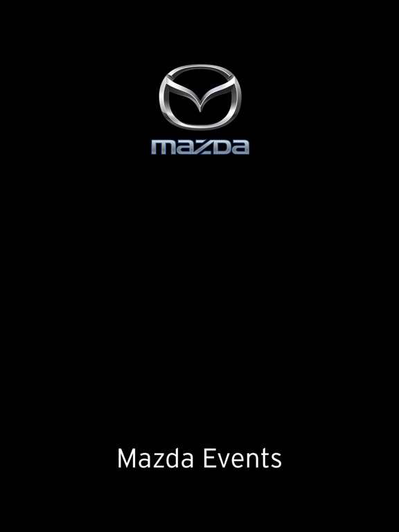 Mazda Event App screenshot 3