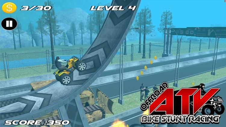 Racing Offroad Atv Bike Games screenshot-4