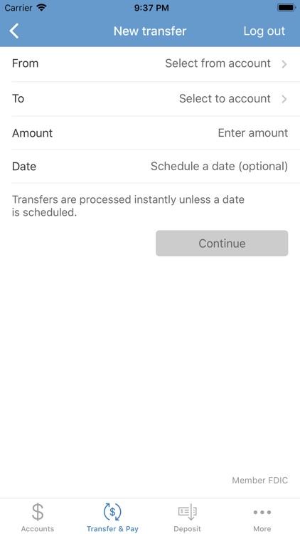 The Farmers Bank Mobile App screenshot-4