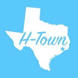H-Town Stickers