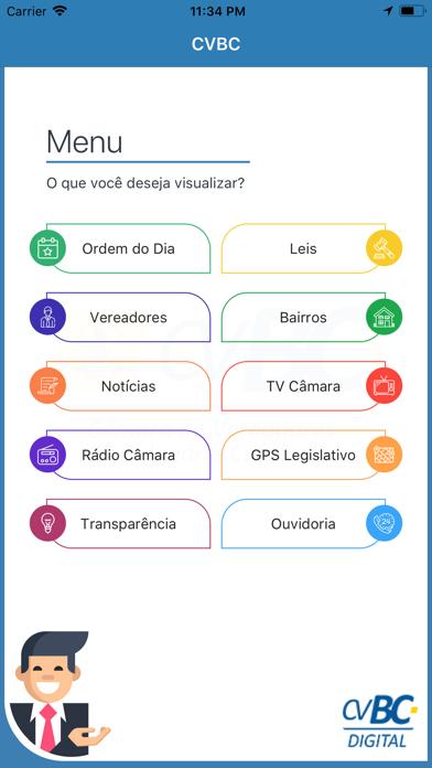 CVBC screenshot 2