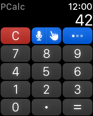 Screenshot #11 for PCalc - The Best Calculator