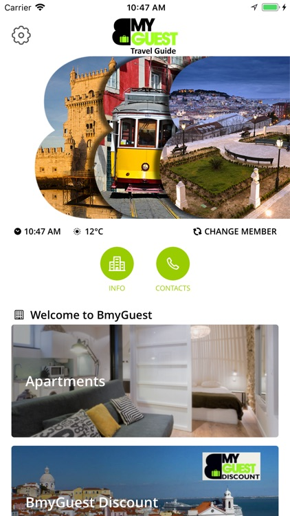 BmyGuest Travel Guide screenshot-1