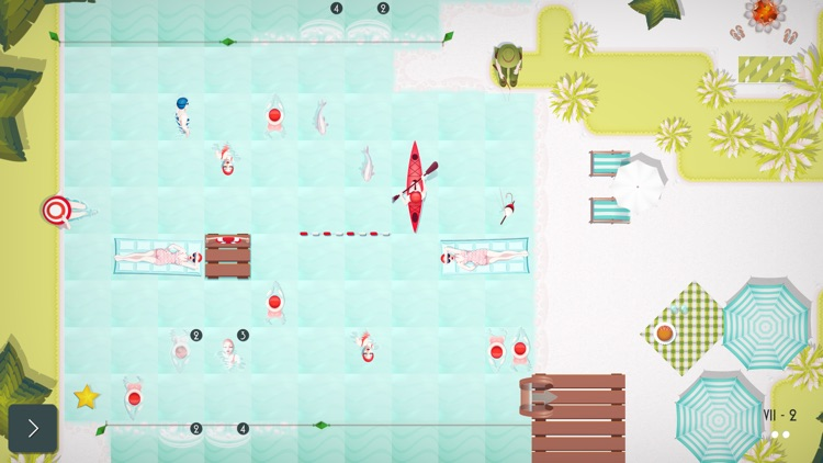 Swim Out screenshot-3