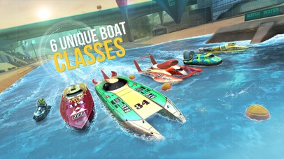 Top Boat: Racing GP Simulator screenshot 5