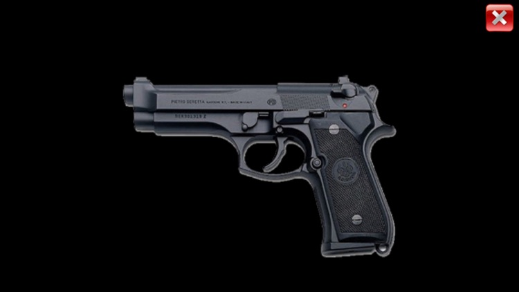 Simulator Gun & Weapon HD screenshot-4