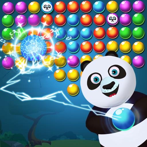 Bubble Shoot 3D Panda Pop Puzz