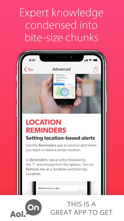 Tips & Tricks - for iPhone screenshot-4