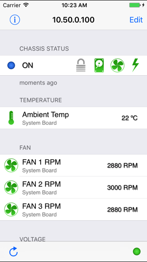 IPMI light on the App Store