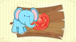 Screenshot #3 pour Les légumes drôles! Jeux éducatifs pour les enfant