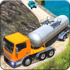 Activities of Oil Tanker Fuel Supply Truck