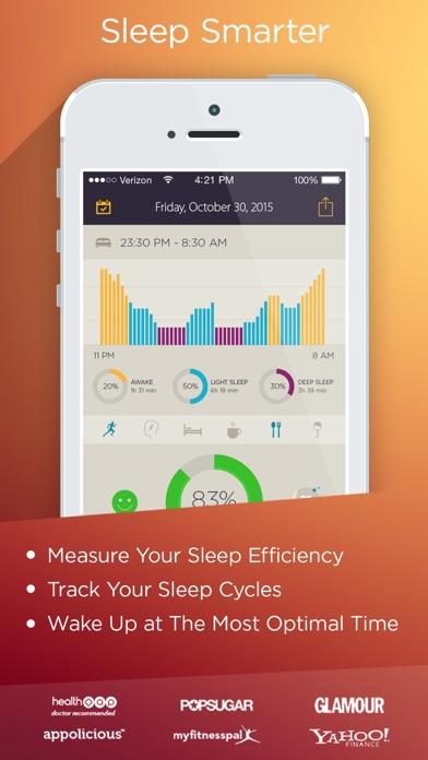 Zen Sleep Cycle Clock screenshot one