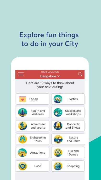 Events High - Meet Your City! screenshot-3