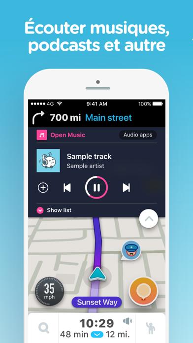 download Navigation Waze & Trafic Live apps 5