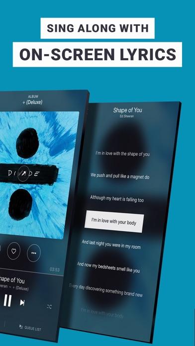Deezer Music: Stream Top Songs app image