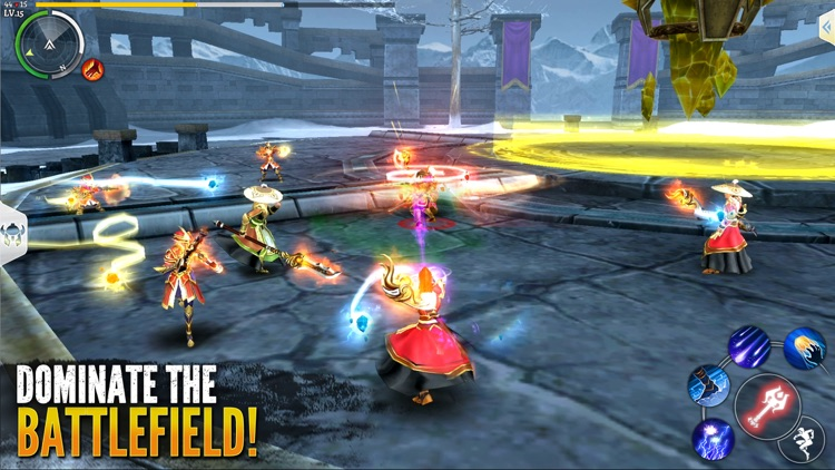 Order & Chaos 2-Fantasy MMORPG screenshot-3