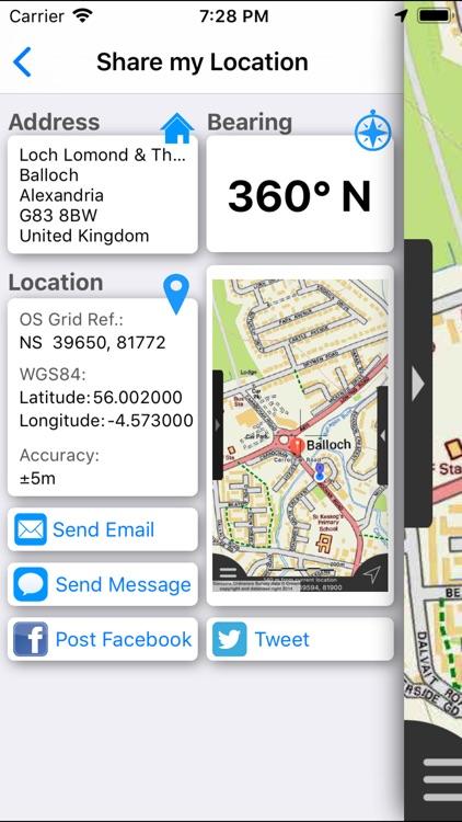 Loch Lomond Maps Offline screenshot-7