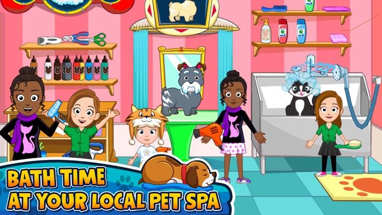 My Town : Pets screenshot-4