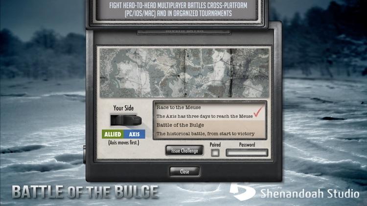 Battle of the Bulge screenshot-4