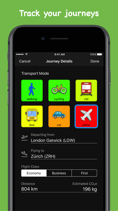 Eco Buddy - Live Sustainably screenshot three