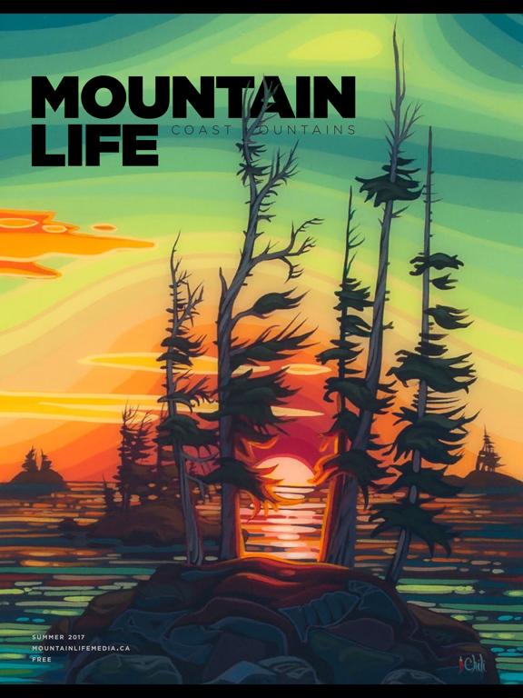 Mountain Life COAST MOUNTAINS screenshot 7