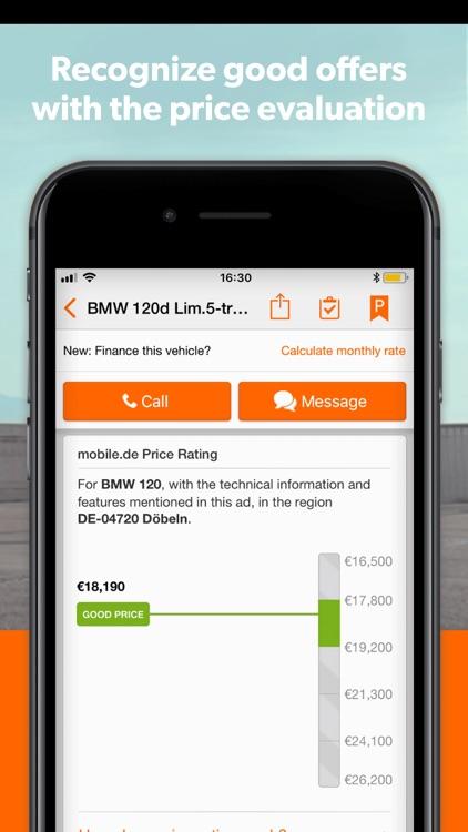 mobile.de - car market screenshot-5