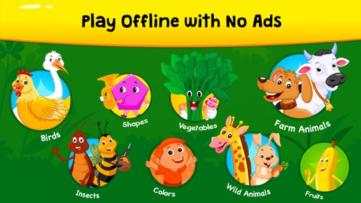 KidloLand: Kids Nursery Rhymes Screenshot