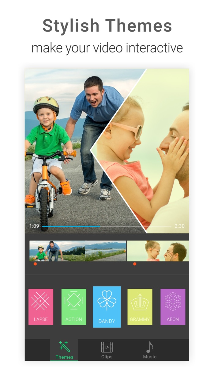 Video Editor -Crop Video Maker Screenshot
