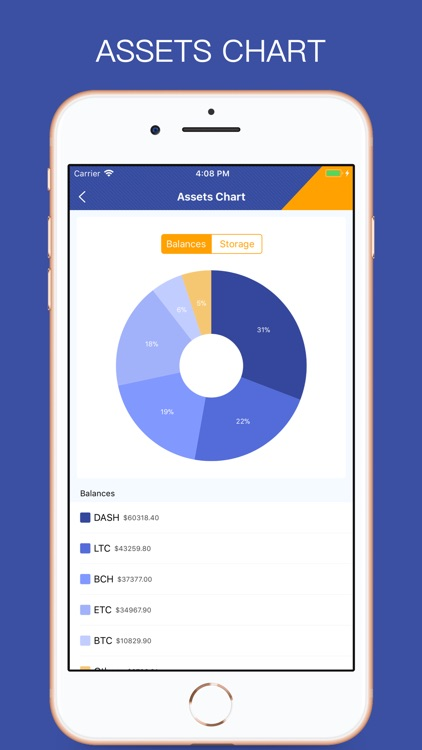 MyCoin-BTC ETH Accounting App screenshot-1