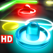 Glow Hockey 2 HD