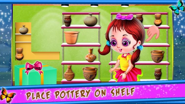 Create pottery clay art screenshot-4