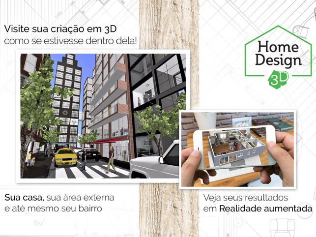 Home Design 3D CLASSIC Screenshot