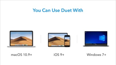 Screenshot for Duet Display in Philippines App Store