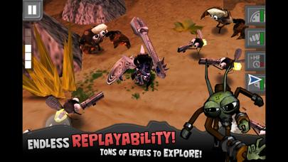 Bug Heroes Deluxe screenshot four