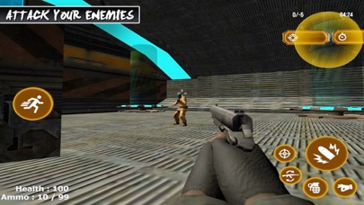 FPS Special Critical Mission screenshot one