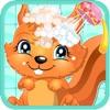 ペットの犬の女の子のペットのゲームの世話をする - iPhoneアプリ