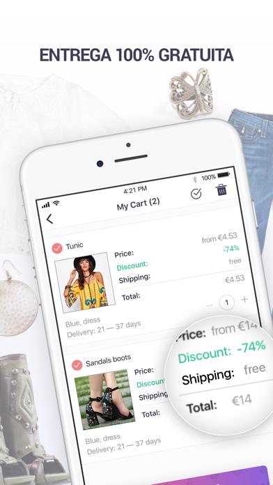 Descargar Joom Compras fáciles y rápidas para Android
