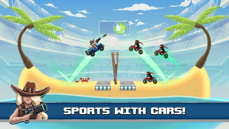 Drive Ahead! Sports screenshot-0