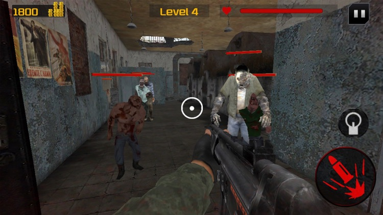 Secret Zombie Shooter