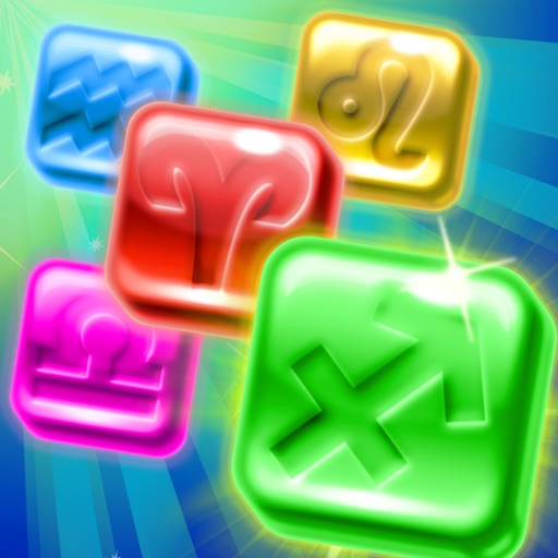 Rune Gems - Block n Tile Crush iOS App