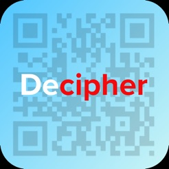 Decipher - QR Code Scanner on the App Store