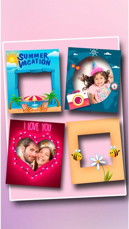 Make photo frames to share screenshot-3