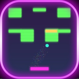 Glow Brick Bounce Ball!