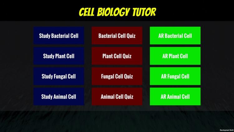 Cell Biology Tutor AR