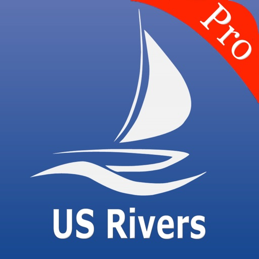 US Rivers Nautical Charts Pro